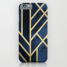 Art Deco Midnight Slim Case iPhone 6