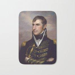 President William Henry Harrison Bath Mat