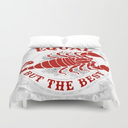 Best-Men-Are-Born-on-November-05---Scorpio---Sao-chép Duvet Cover