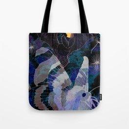 Dark Summer Tote Bag