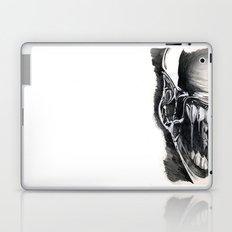 Alien Face. Laptop & iPad Skin