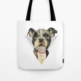 Puppy Eyes 2 Tote Bag