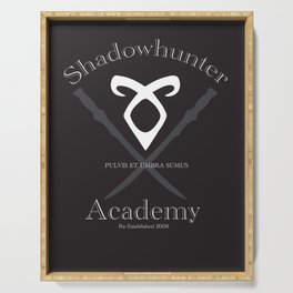 Shadowhunter Academy Serving Tray