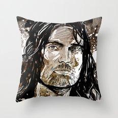 Aragorn Throw Pillow