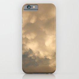 Mammatus I iPhone Case