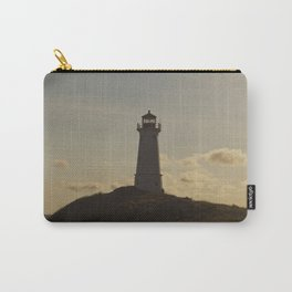 Back Lit Lighthouse Carry-All Pouch