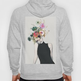 Floral beauty Hoody