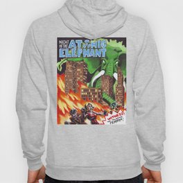 Night of the Atomic Elephant Hoody