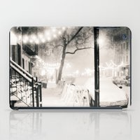 new york city iPad Cases featuring New York City by Vivienne Gucwa
