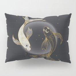 Fade Away - Illustration Pillow Sham