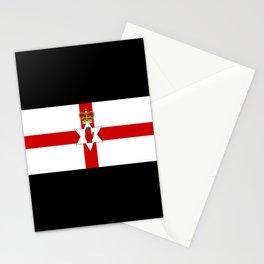 Gb-Nir Flag Stationery Cards