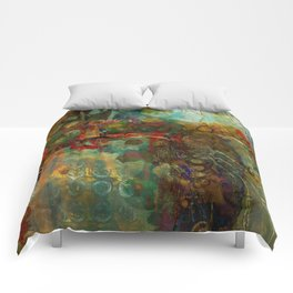 Fall to Winter Comforters