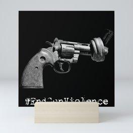 #EndGunViolence Mini Art Print