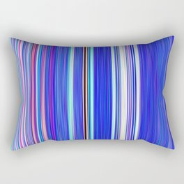 Re-Created Angel Hair II by Robert S. Lee Rectangular Pillow