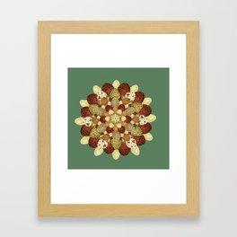 Mandala I Framed Art Print