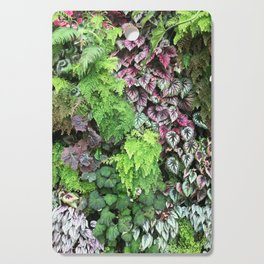 Hanging Gardens Cutting Board