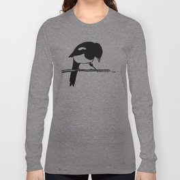 Magpie Long Sleeve T-shirt