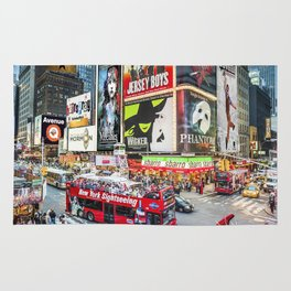 Times Square II Special Edition II Rug