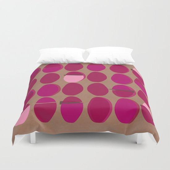 Just Dots (11) Duvet Cover
