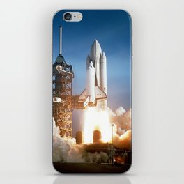 Space Shuttle Columbia - First Launch 1981 iPhone Skin