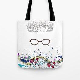 The Princess Diaries - the Princess wears Glasses?! Shut Up! Tote Bag