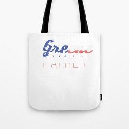 Greene Family Tote Bag