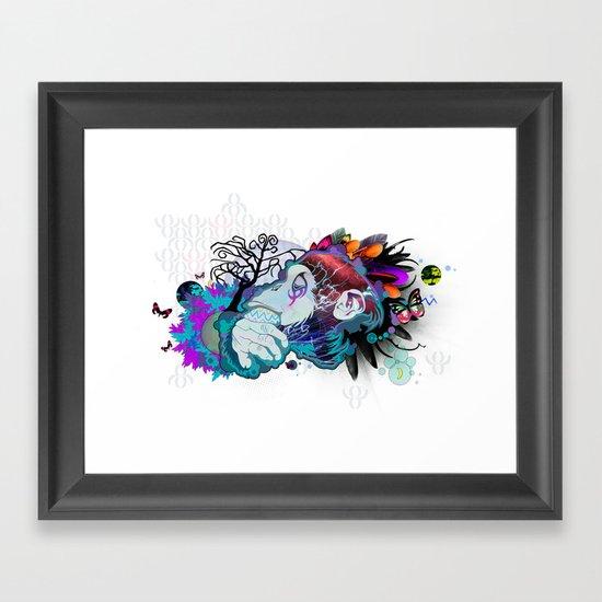 The Elder Framed Art Print