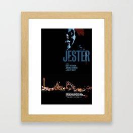 Jester Movie Poster Framed Art Print