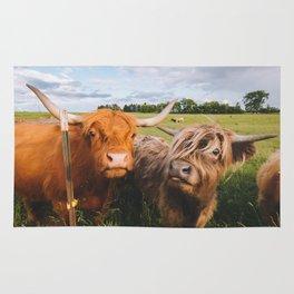 Highland Cows - Blep Rug