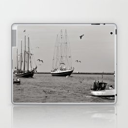 Hanse SAIL - Warnemuende - Baltic Sea  Laptop & iPad Skin