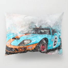 GT40 Pillow Sham