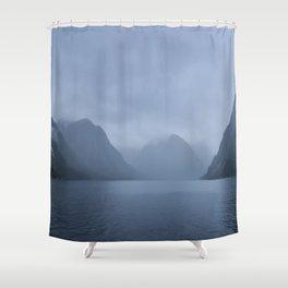 Doubtful Sound #1 Shower Curtain