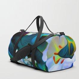 Languid Blue Comfort Duffle Bag