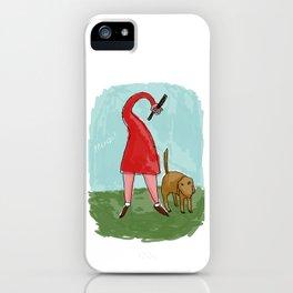 Prendi iPhone Case
