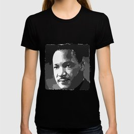 Martin Luther King Portrait T-shirt