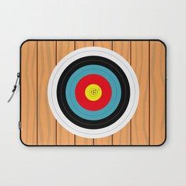 Shooting Target Laptop Sleeve