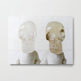 Dismembered Love Metal Print