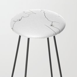 Connected Counter Stool