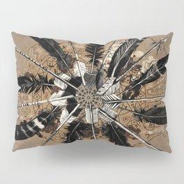 native vintage mandala Pillow Sham