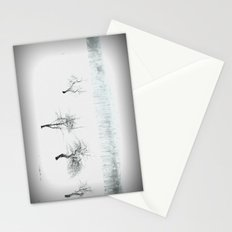 Bare bones in Winter Stationery Cards