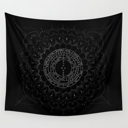 Pendulum Reading Cloth by WildOne Wall Tapestry