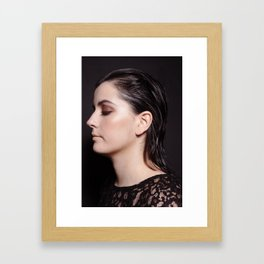 Sleek Framed Art Print