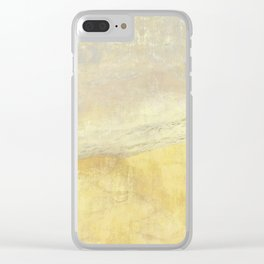 Impressions from Skye II Clear iPhone Case