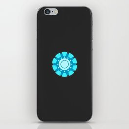 Iron Core iPhone Skin