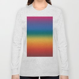Rainbow 2018 Long Sleeve T-shirt