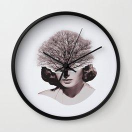 Tree People - Ingrid Wall Clock