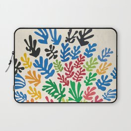 Leaf Cutouts by Henri Matisse (1953) Laptop Sleeve
