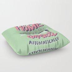 Home Wifi Floor Pillow