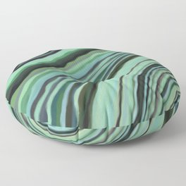 Mineralicious~Mint Tourmaline Floor Pillow