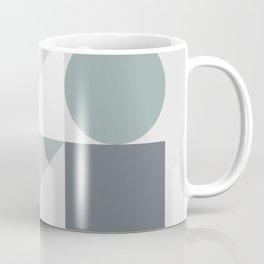Mid Century Modern Geometric 01 Coffee Mug